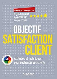 Livre Objectif Satisfaction client